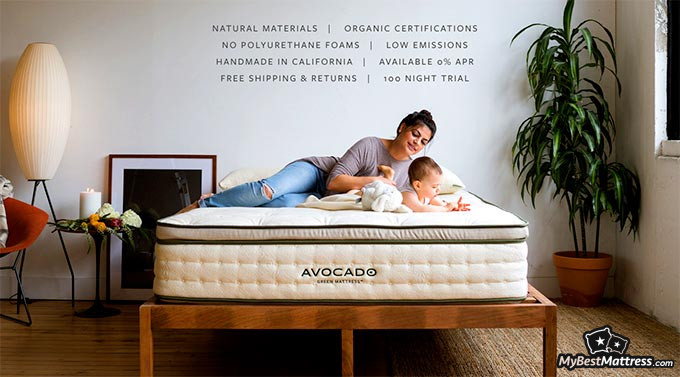 Avocado mattress reviews: different features that the mattress offers.