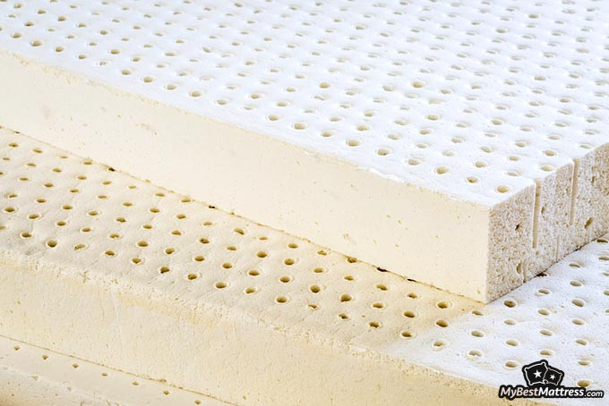 Best latex mattress topper: latex.