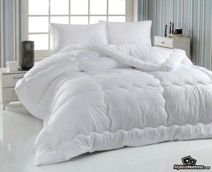 Best comforter for hot sleepers: comforter.