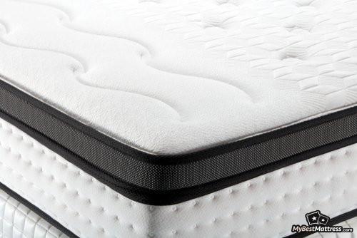 Puffy mattress reviews: a mattress No. 3.
