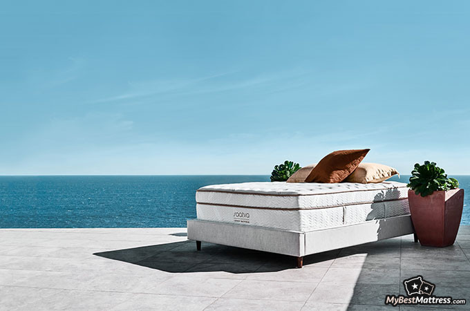 Best innerspring mattress: Saatva