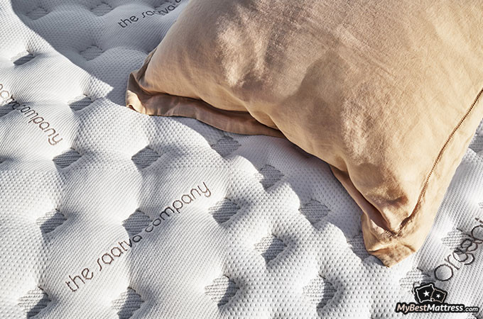 Best mattress for side sleepers: Saatva.