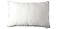 Best pregnancy pillow: Saatva pillow.
