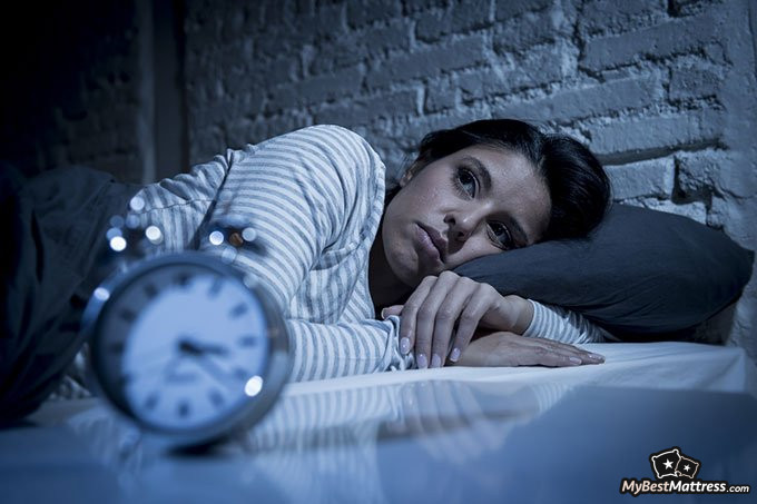 How long should I nap: woman can't fall asleep